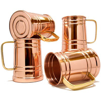 20 oz. Copper Tankard