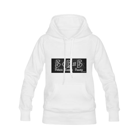 Believe+Receive=Become Classic Woman's Hoodie
