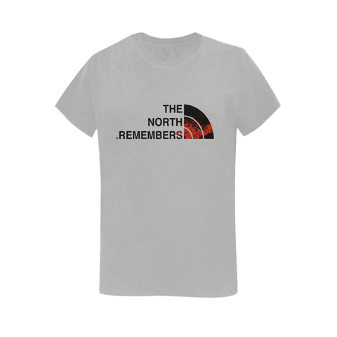 The north remembers GOT Classic woman's t-shirt