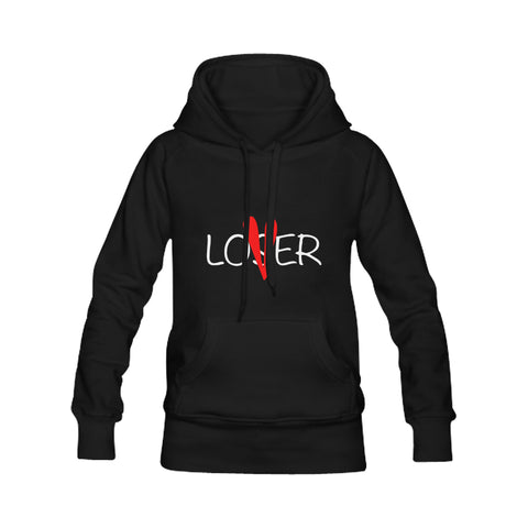 Loser-Lover classic woman's hoodie