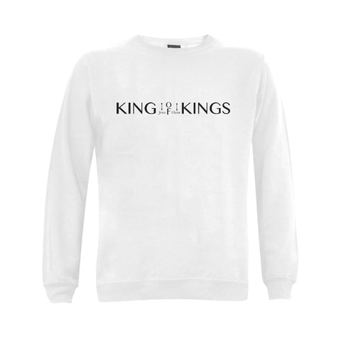 King ↓ of ↑ Kings Classic Unisex Sweatshirt