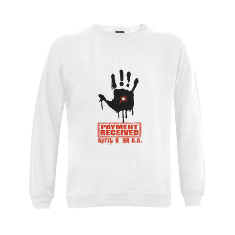Payment Received Classic Unisex Sweatshirt