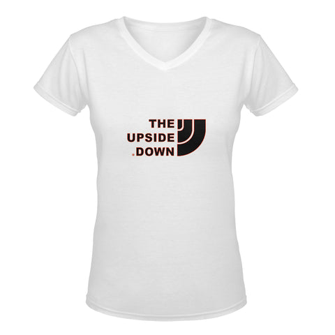 Stanger Things The Upside Down Classic Women's V-neck T-shirt