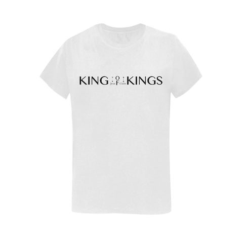King ↓ of ↑ Kings Classic woman's T-shirt