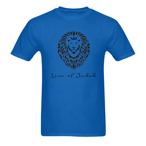 Lion of Judah men's classic t-shirt