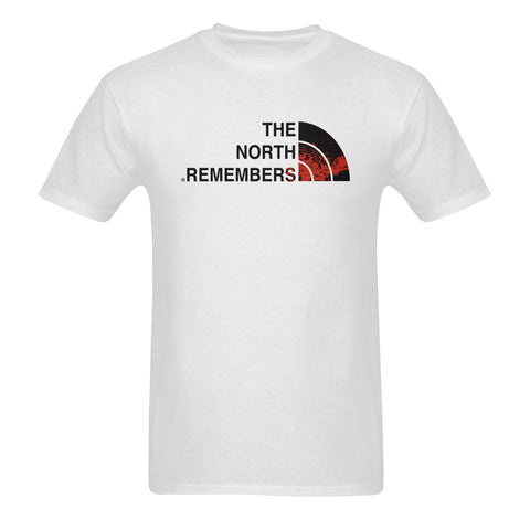 The north remembers GOT classic men's t-shirt