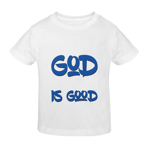 God is good Kids T-Shirt