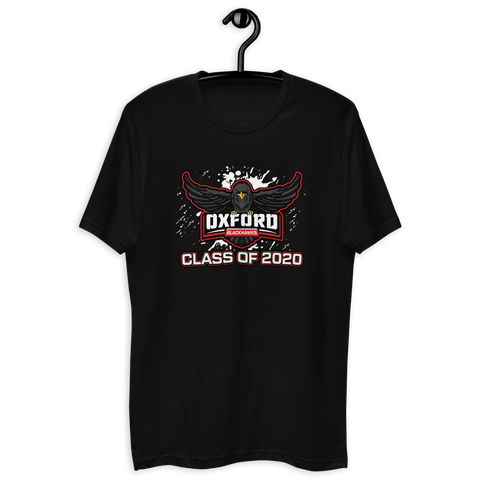 Oxford Blackhawks 2020 Senior Logo T-Shirt