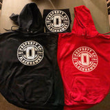 Property of Oxford Blackhawks Logo Hoodies