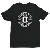 Property of Oxford Blackhawks logo Short sleeve shirt