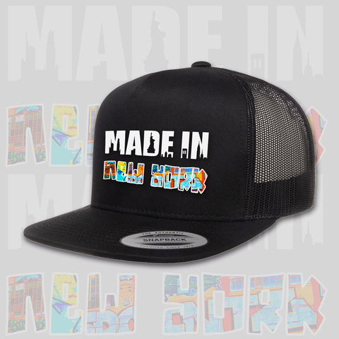MADE IN NEW YORK Snapbacks Trucker Hats