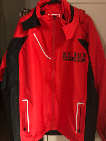 Oxford Blackhawks Intensity Logo Performance Jacket