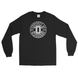 Oxford Blackhawks Apparel Property of Logo unisex Long sleeve shirt