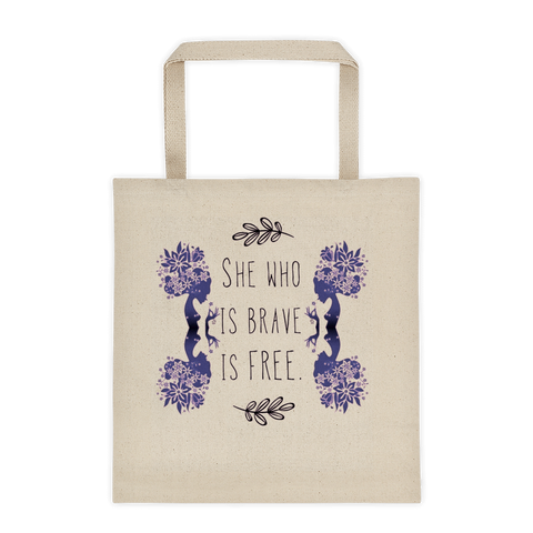 She who is Tote bag