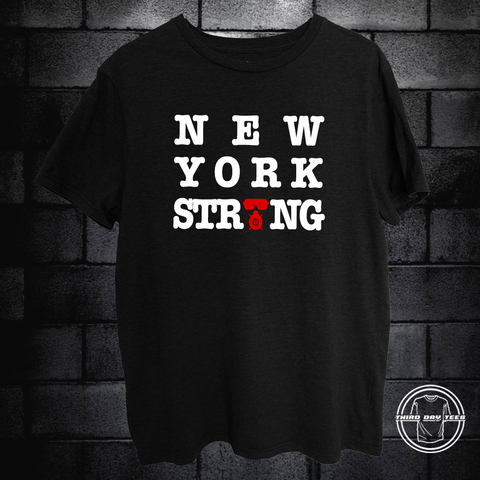NEW YORK STRONG T-SHIRT