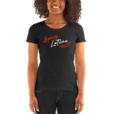 Spicy Latina Tri-blend Shirt