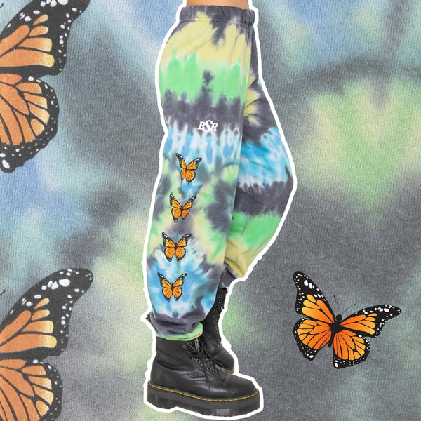 Growth Tie-Dye Sweats RESTOCK!