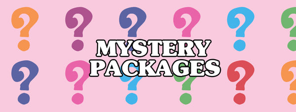 SURPRISE!!!! Mystery Packages 👀