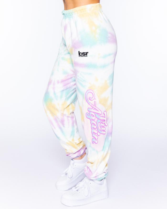 Try Again Pastel Sweat Set