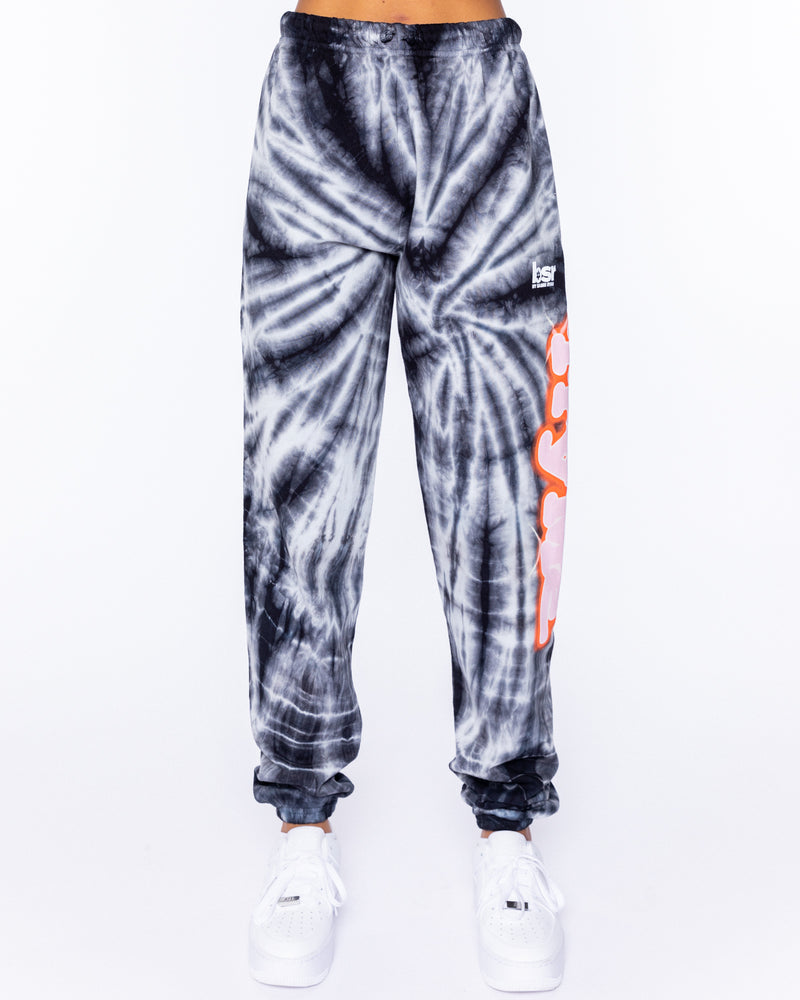 Try Me Tie Dye Sweatpants