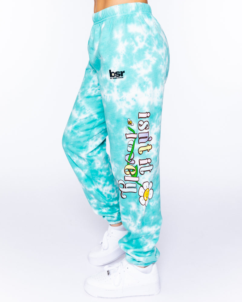 Lovely Tie-Dye Sweatpants