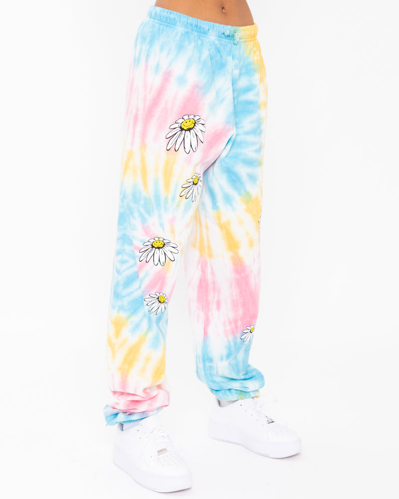 All I Want Tie Dye Sweatpants