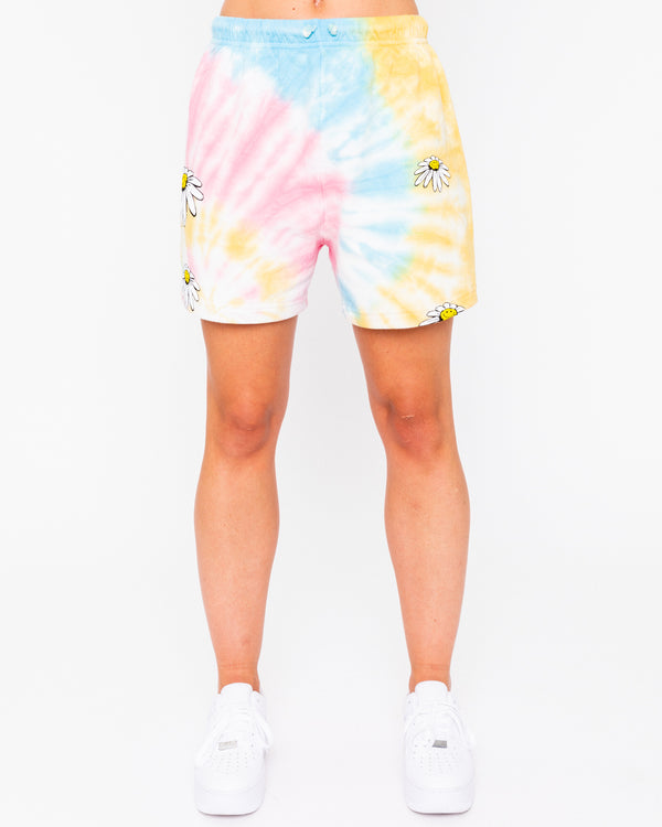 All I Want Tie Dye Shorts