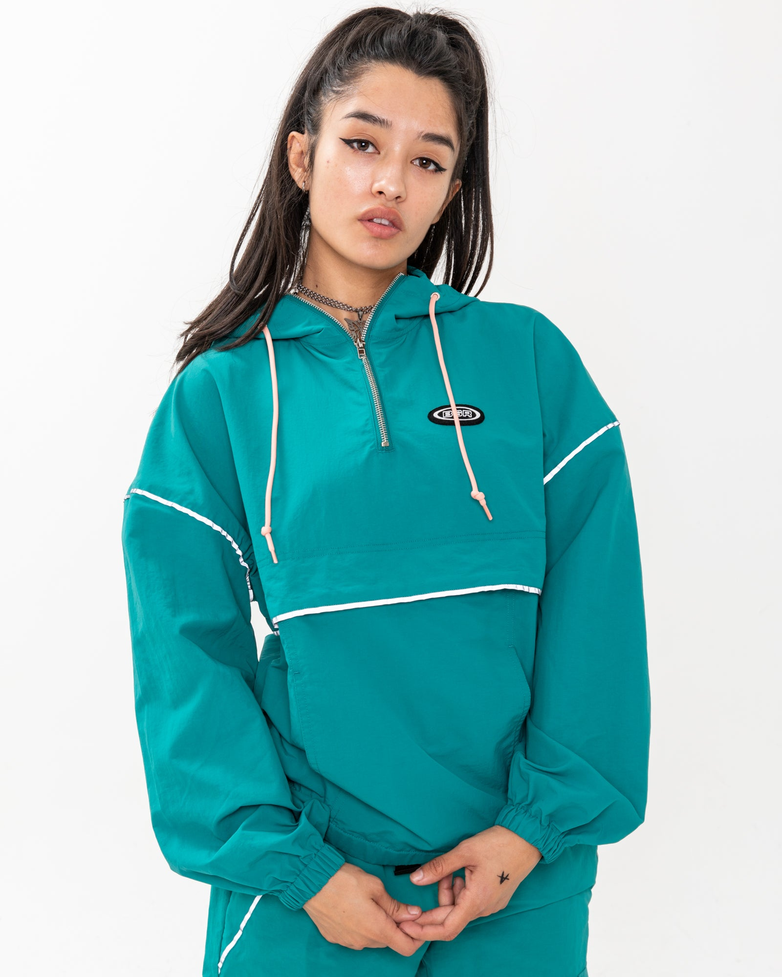 Bad Habits Anorak Jacket