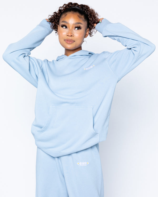 Everyday Hoodie, Light Blue