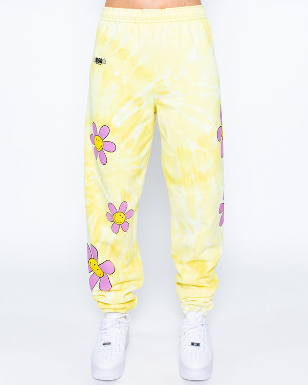 Smiley Hazy Daisy Sweatpants