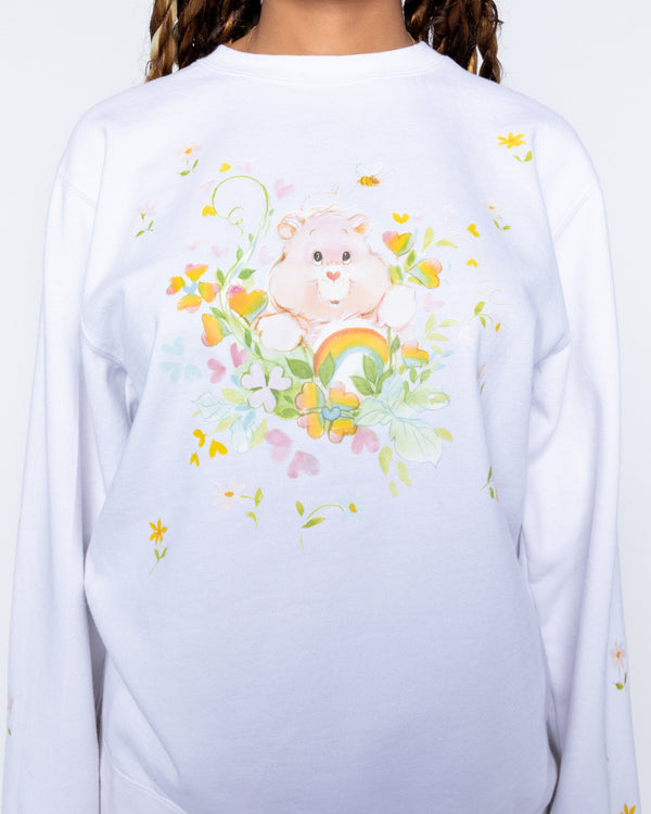 Cheer Bear Garden Crewneck