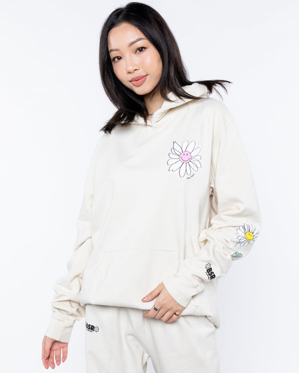 In Bloom Hoodie, Natural
