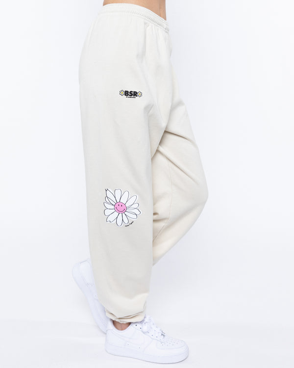 In Bloom Sweatpants, Natural