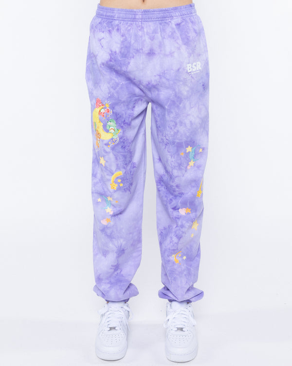 Sweet Dreams Purple Sweatpants