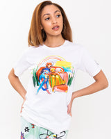 Rainbow Girls Tee