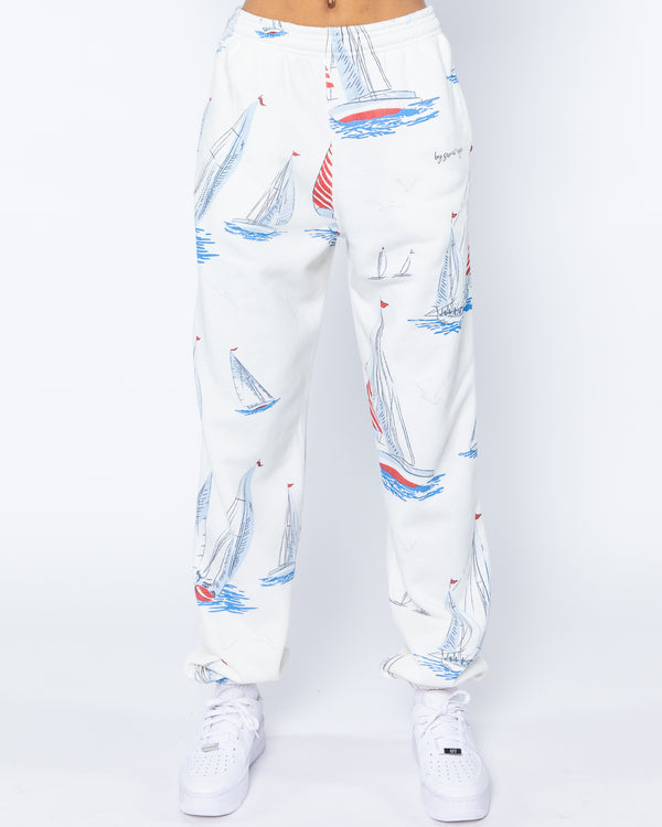 Sail Away Sweatpants