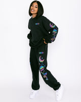 Galaxy Iridescent Sweatpants