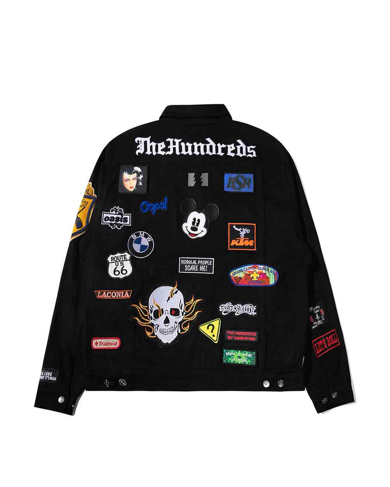 The Hundreds x By Samii Ryan Dawes Trucker Jacket