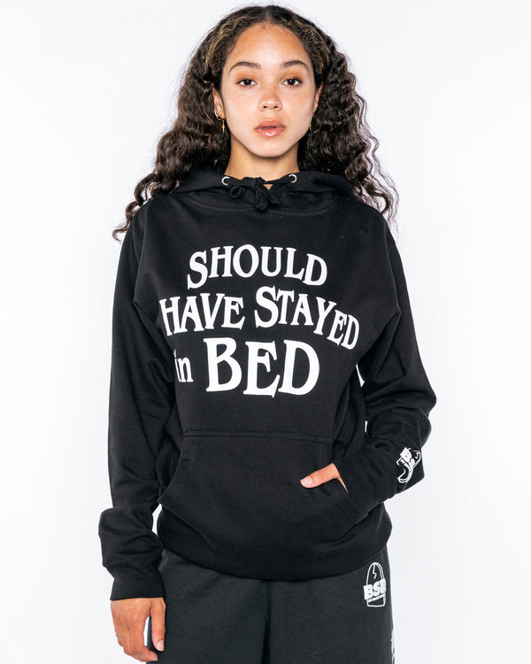 Emo Nite Stayed In Bed Hoodie