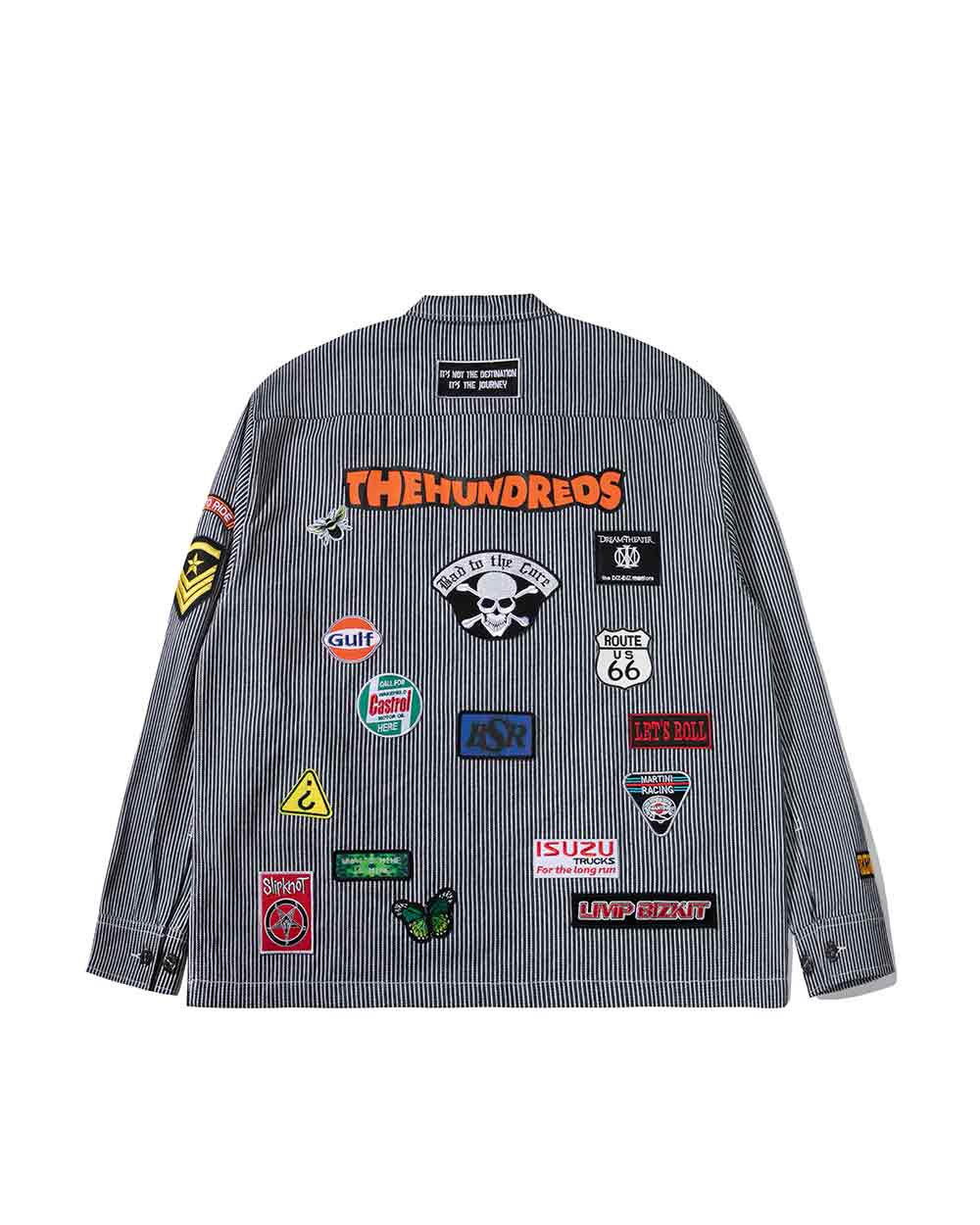 The Hundreds x By Samii Ryan Roosevelt Shirt Jacket