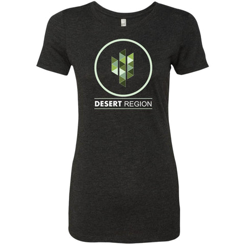 Desert Region Ladies Triblend Tee II