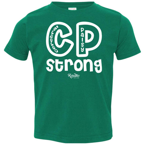 CP Strong Toddler Tee
