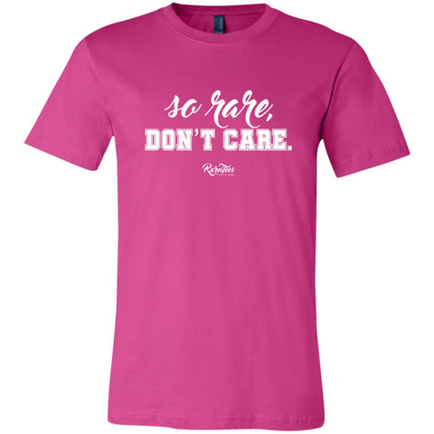 So Rare, Don't Care Unisex Tee