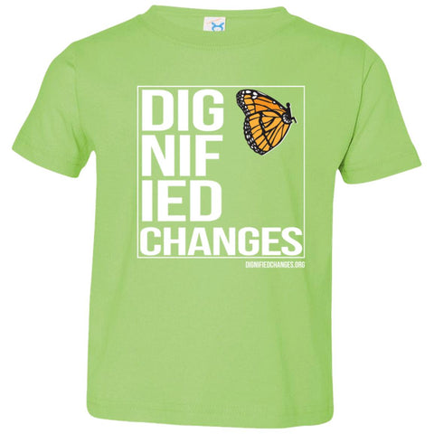 "Dignified Changes ""Box"" Infant/Toddler Tee"