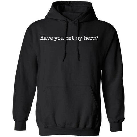 Pitt Hopkins Definition of a Hero Pullover Hoodie II