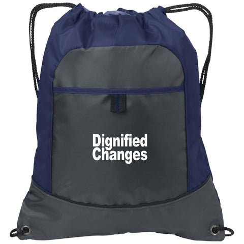 Dignified Changes Cinch Pack
