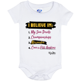 'I Believe In' Onesie