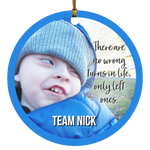 Team Nick 2020 Ornament