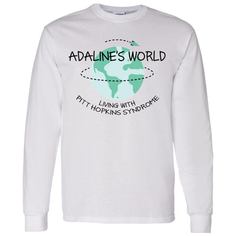 Adaline's World Unisex Long Sleeve Tee