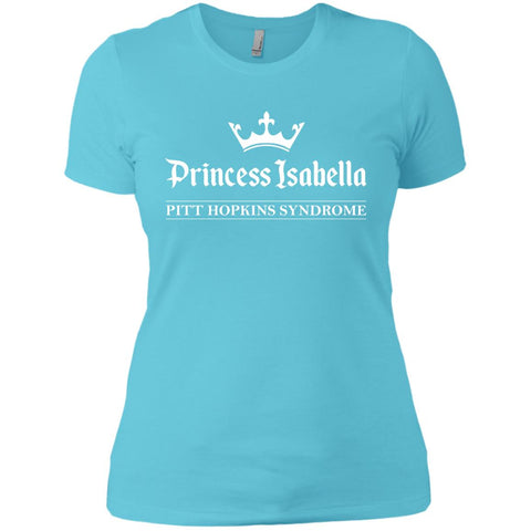 Princess Isabella Ladies Fitted Tee